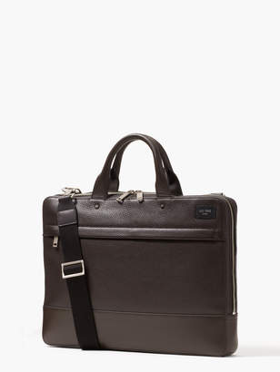 Kate Spade Pebbled Leather Slim Brief