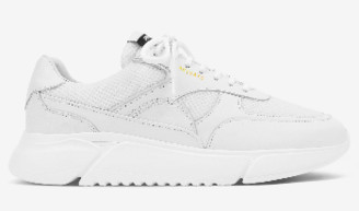 Axel Arigato White Leather and Mesh Genesis Sneakers for Women - 36