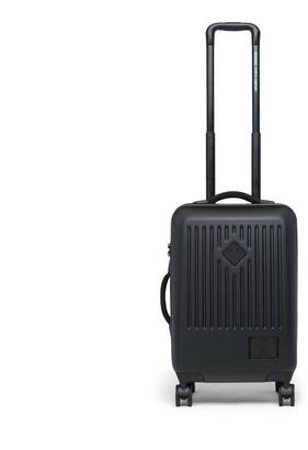 Herschel Trade Small Hard Shell Luggage- Black