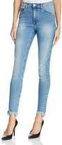 Cheap Monday Second Skin Skinny Jeans in Edit Blue