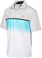 Greg Norman for Tasso Elba Men's Chest-Stripe Performance Polo, Only at Macy's