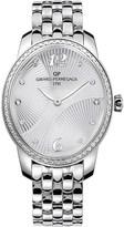 Girard Perregaux GIRARD-PERREGAUX 80493D11A161-11A Cat's eye diamond and stainless steel watch