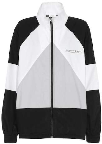 Cotton track jacket