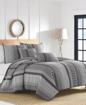 Nautica Gulf Shores King Quilt Set Bedding