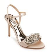 Badgley Mischka Collection Odelia Crystal Embellished Sandal
