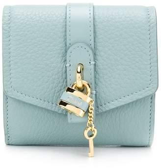 Chloé Abi tri-fold wallet