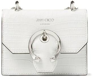 Jimmy Choo Mini Paris Leather Cross-Body Bag