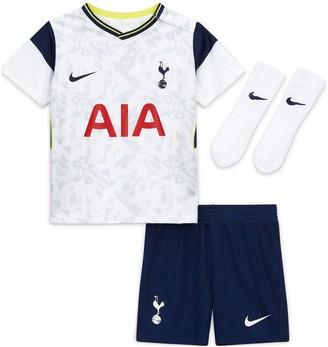 Nike Little KidsTottenham 2020/21 Home Kit - White