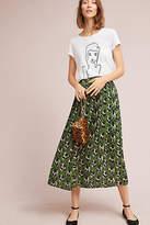 Traffic People Mod Pleated Skirt