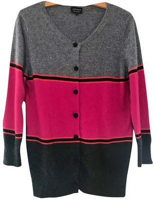 Jaeger Grey Cashmere Knitwear for Women