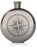 Kikkerland Compass Canteen Flask