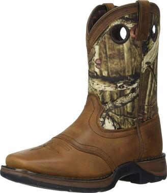 Durango Unisex-Kid's Lil Saddle Western Boot Mid Calf
