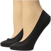 Cole Haan 2-Pack Laser Cut Liner Women's Crew Cut Socks Shoes