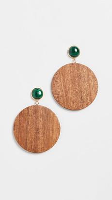Sophie Monet The Saga Earrings