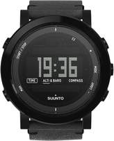 Suunto Men's Essential SS022437000 Leather Swiss Quartz Watch