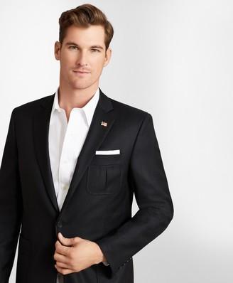 Brooks Brothers Regent Fit Three-Button Blazer
