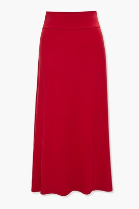 Forever 21 Plus Size Banded Maxi Dress