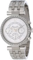 Kenneth Cole New York Women's KC4872 Dress Sport Triple Ladies Chronograph Watch