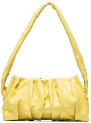 Elleme Draped Leather Shoulder Bag