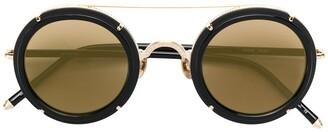 Matsuda Round Framed Sunglasses