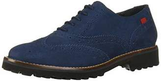 Marc Joseph New York Women's Leather EVA Lightweight Technology Oxford Wingtip