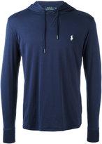 Polo Ralph Lauren classic hoodie - men - Cotton - M