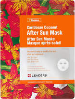 Leaders Caribbean coconut after sun calming mask