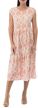 Baobab Collection Janelle Disc Print Tee Dress