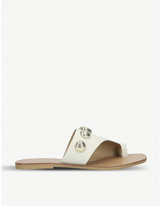 Kurt Geiger London Deena studded sandals