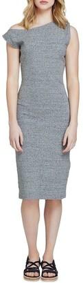 Oxford Hanna Rib Knit Dress