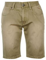 Firetrap Coloured Denim Shorts Mens