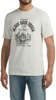 Specially made Cotton Graphic T-Shirt - Short Sleeve (For Men)