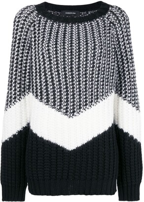 Barbara Bui striped jumper