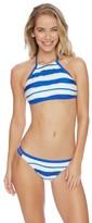 Nautica Morning Horizon Tab Side Bikini Bottom
