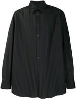 Valentino pleated shirt