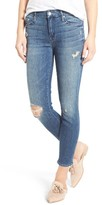 Mother Women's The Looker Crop Skinny Jeans