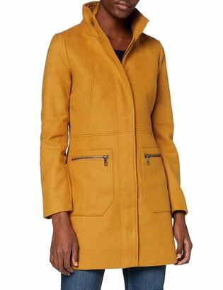 Tom Tailor Women's Basic Wollmantel Wool Coat