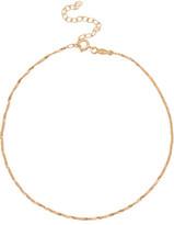 Catbird - Sweet Nothing 14-karat Gold Anklet - one size