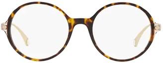 Chanel Round Frame Glasses