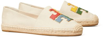 Tory Burch Ines Canvas Espadrille