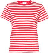 RE/DONE striped T-shirt - women - Cotton - L