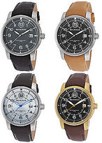 Ben & Sons Ben & Sons Men's Watch West Side With Genuine Leather Band
