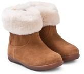 UGG Jorie II Chestnut Suede Boots