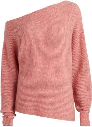 Intermix Virginia Off-The-Shoulder Sweater
