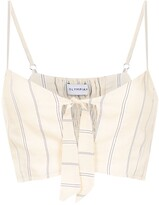 Olympiah Fiora cropped top