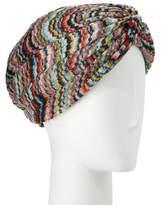 Missoni Knit Zigzag Turban