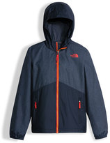 The North Face Flurry Wind Hooded Jacket, Blue, Size XXS-L