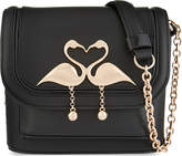 Sophia Webster Claudie small leather shoulder bag