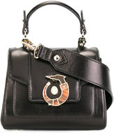 Trussardi mini Lovy bag - women - Lamb Skin/Polyester - One Size