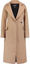 MSGM Cotton-Moire Coat